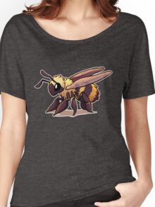 Cute Bee Women's Relaxed Fit T-Shirt