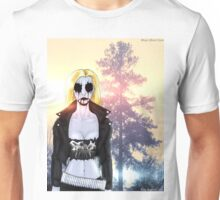 Black Metal Chick Unisex T-Shirt