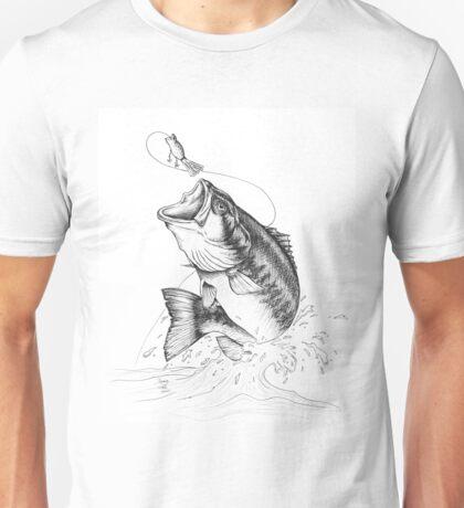 Bass Art Unisex T-Shirt