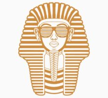 King Tut Egypt Pharaoh Shutter Shades by TheShirtYurt