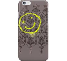221B wallpaper iPhone Case/Skin