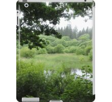 The Earth Is What We Have In Common iPad Case/Skin