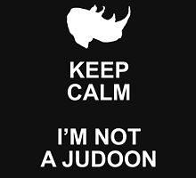 Keep calm I'm not a Judoon Unisex T-Shirt