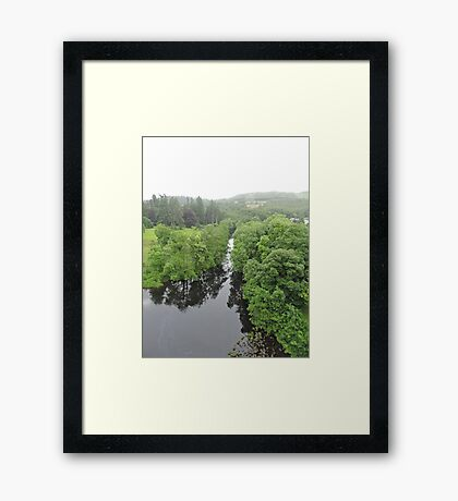 Fly...And See For Yourself Framed Print