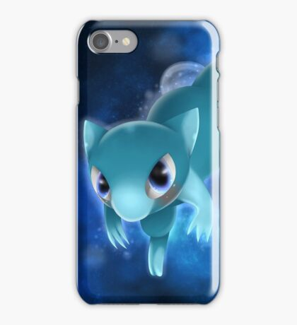 Shiny Mew Pokemon iPhone Case/Skin