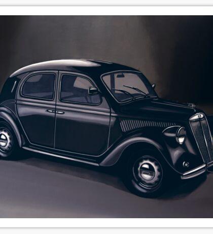 Lancia Ardea 1939 Painting Sticker
