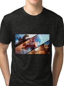 World war Tri-blend T-Shirt