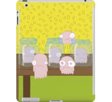 Souls in jar iPad Case/Skin