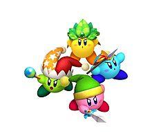 Four Kirbys Photographic Print