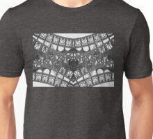 Eiffel Tower Abstract Unisex T-Shirt