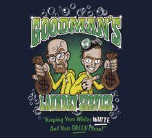 Goodman's Laundry Service Kids Tee