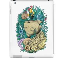 Fantasy fish iPad Case/Skin