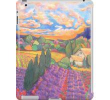 Herbes De Provence iPad Case/Skin