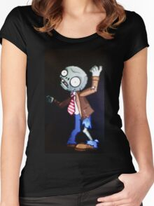 Zombie 2 Women's Fitted Scoop T-Shirt