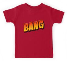 Comic Book Bang! Kids Tee