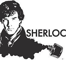 Sherlock Ink by HalfDoodle