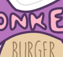 Honker Burger Sticker