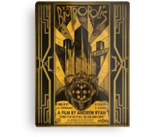 Biotropolis Metal Print