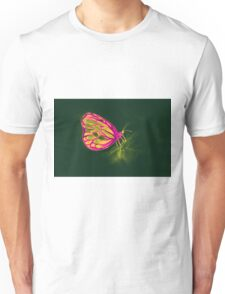 Colorful watercolor of butterfly  Unisex T-Shirt