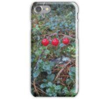 three berries iPhone Case/Skin