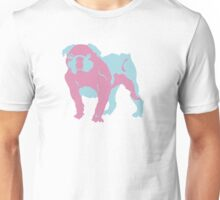 Pinky the Bulldog Unisex T-Shirt