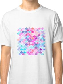 Watercolor Lovely Pattern XVI Classic T-Shirt