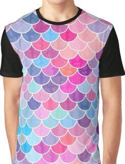 Watercolor Lovely Pattern XVI Graphic T-Shirt
