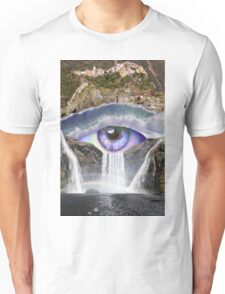 Waterfall Eye Unisex T-Shirt