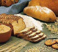 Baking Bread by BravuraMedia