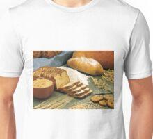 Baking Bread Unisex T-Shirt
