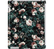Roses Green iPad Case/Skin