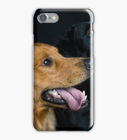 Retrievers iPhone Case/Skin
