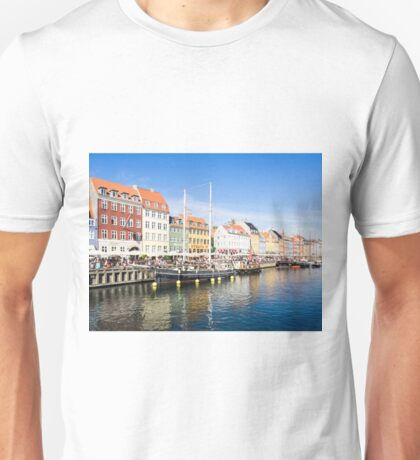 Copenhagen Unisex T-Shirt
