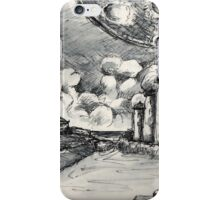 Planet Scape iPhone Case/Skin