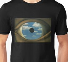 The False Mirror - Magritte Unisex T-Shirt