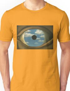 The False Mirror - Magritte Unisex T-Shirt