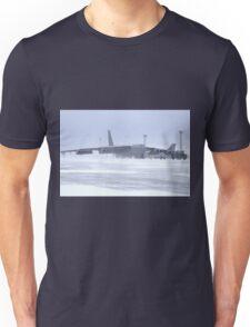 Snow 'birds' B-52s Unisex T-Shirt