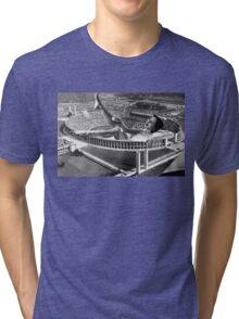 Bath Time Tri-blend T-Shirt