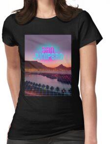 San Junipero - Black Mirror Womens Fitted T-Shirt