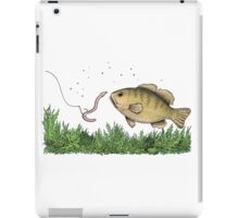 Fishing iPad Case/Skin