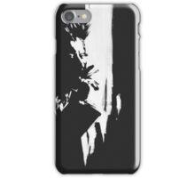 Noir Smoker iPhone Case/Skin