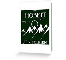 The Hobbit  Greeting Card