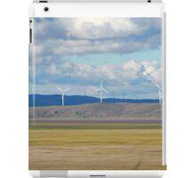 Capital Wind Farm (Australia) iPad Case/Skin