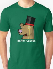 Beary Clever Unisex T-Shirt