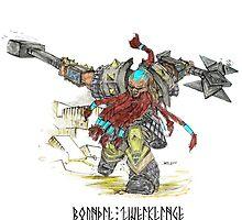 Boindil Zweiklinge Dwarf  by Joschkit