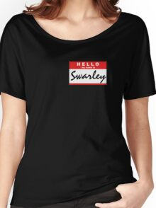 Swarley Women's Relaxed Fit T-Shirt