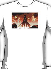 Eren Jäger ATTACK ON TITAN T-Shirt