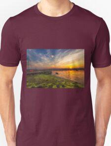 Newtown Quay Sunset T-Shirt