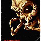 Evil Predator Poster by samRAW08