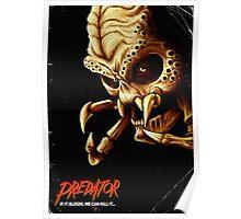 Evil Predator Poster Poster